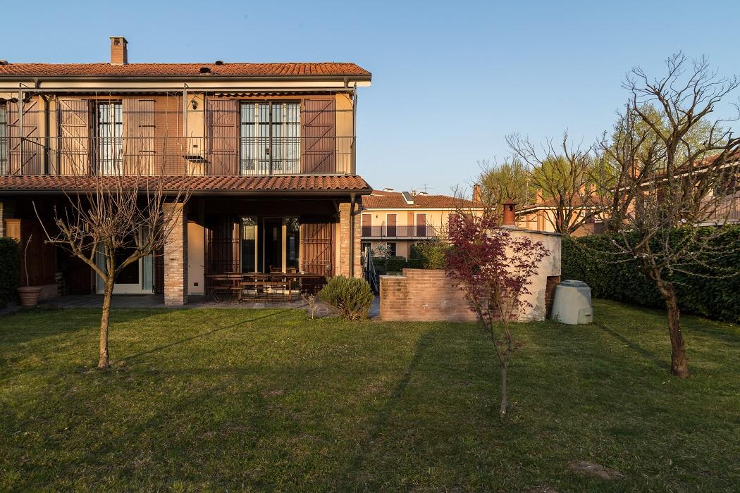 Villa a San Siro